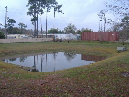 Retention Pond Repair-Orlando-Lapin Services