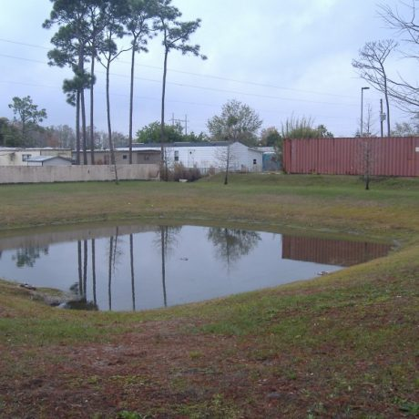 Retention Pond Repair-Orlando-Lapin Services