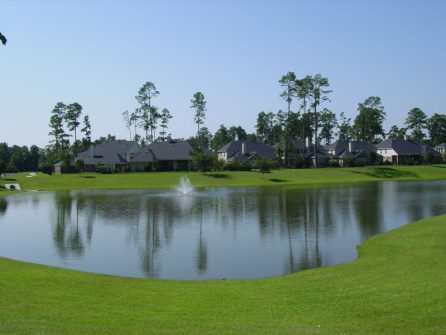 Retention Pond Central Florida-Lapin Services